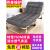 折りたたみ畳ベッドシングリオは、家庭用ベッドを简易に携帯しています。临时大人の付き添いベッドです。午睡床加固円管-灰+快适マットを送ります。