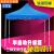 アウドア広告テート印刷の四角雨幌折りたたみ畳の日除けの屋台が四脚テート傘2*2重黒鋼ブルー