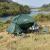 陆戦旅LT 06専门级アウドラル行軍テート二重防風防水多機能ダンベル釣り野外キャンプ離れたテンダル行軍テートグリーン