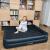 INTEXエマ入れベッド厚め加高エエインマット携帯内蔵電気ポンプ枕沖エベレストラインベット標準配malt+説明書+収納袋内蔵エエ入ポンプ152*250 cm