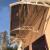 アルミ合金の屋根屋根屋根アウドア窓棚棚棚の天井の透明なバルコニーの翻る窓の雨覆いの日よけの屋台屋台の屋根の天井の駐車場のドアのインストールはカスタマイズして壁の60 xを張り出してアルミニウム合金を貼り付けることを支持します。