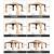 ロマネスクアウ展示会超大型屋台防水棚モンゴル包農家楽活動パラソル3 X 6 mシングルサイド(布と網を送る)