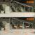 軍工の防水工事工事現場の工事は迷彩が厚くて、野外の民間救援養殖防寒プラス綿の三層テートカスタム軍工の加高項円管の梁コーティングキャンバス6*12